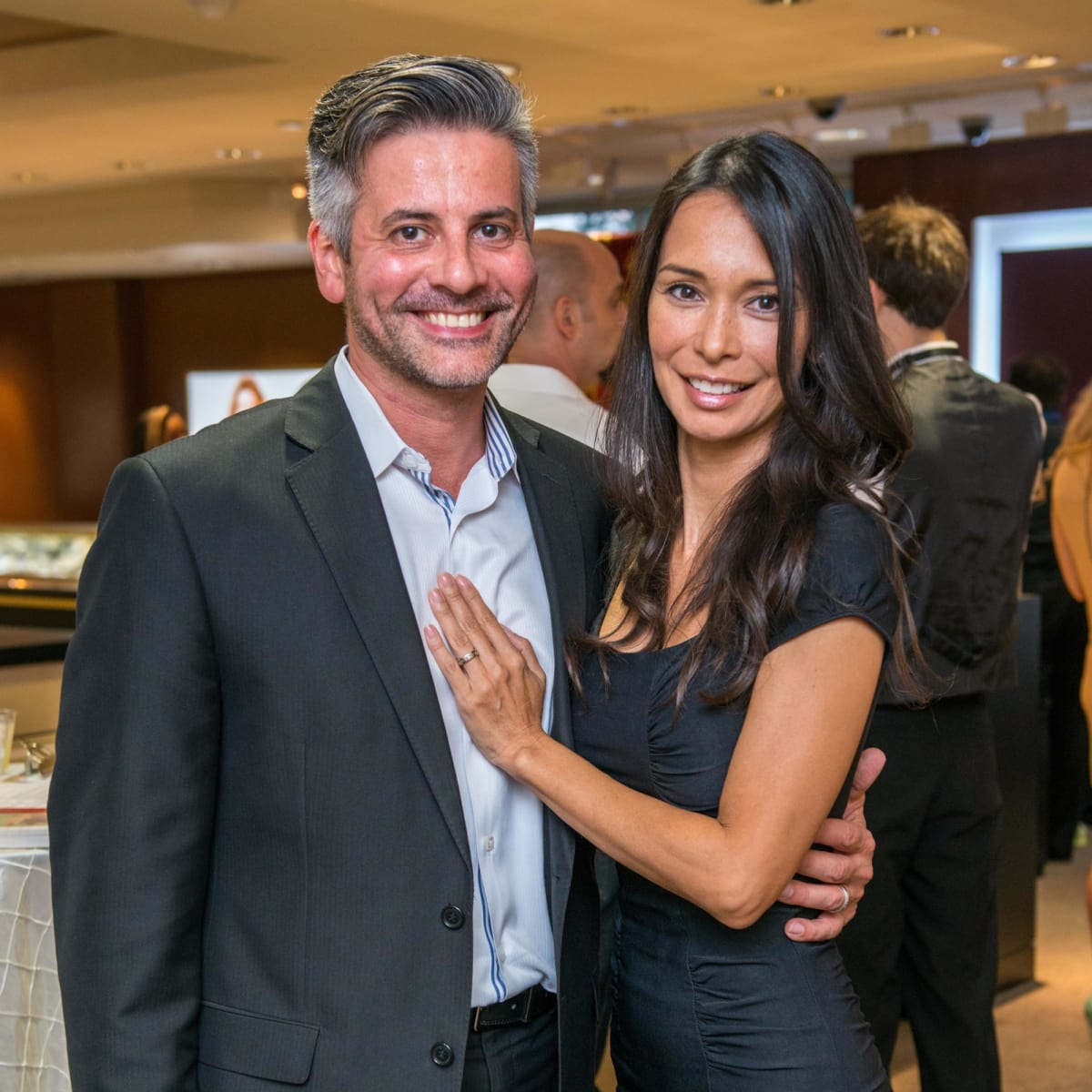 News, Shelby, IW Marks part , Sept. 2015, Robert Federowicz, Elisa Prevot