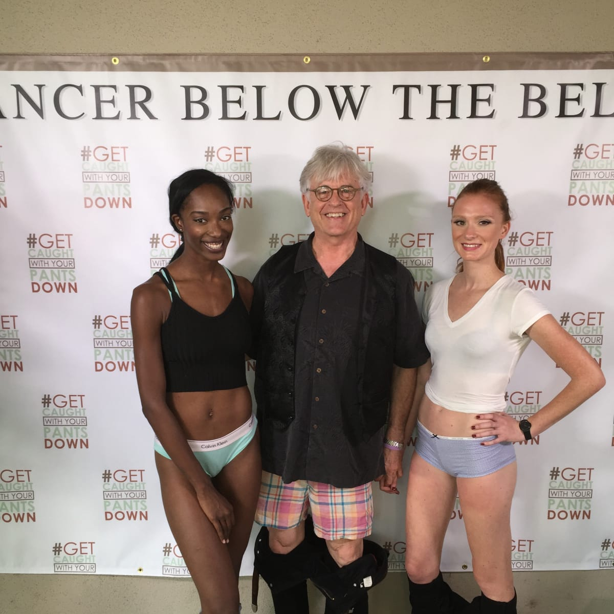 News, Shelby, Cancer Below the Belt, Sept. 2015, Courtney, Rich Lanier, Lauren