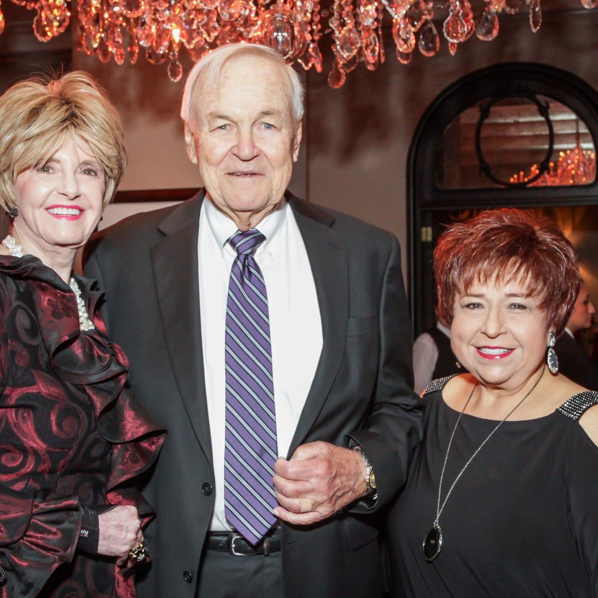 Hearts of Gold Gala Harriet Hart, Sonny Wallace, Trinidad Mendenhall