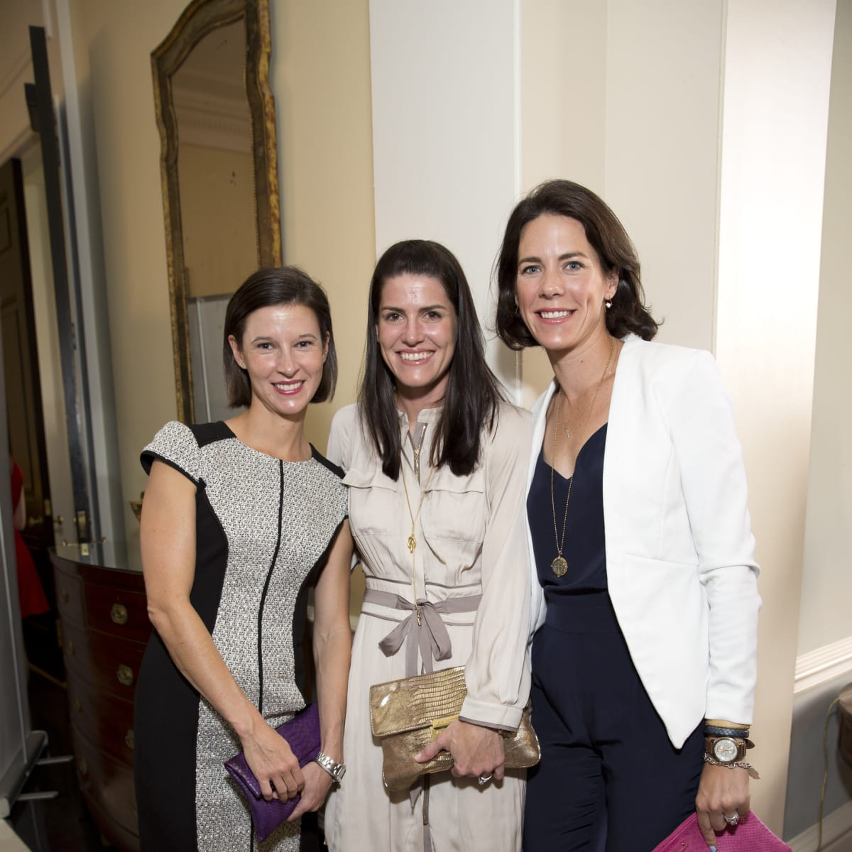 News, Shelby, Small Steps luncheon, Sept. 2015, Katie O'Donnell, Heidi O'Donnell, Helen Wright