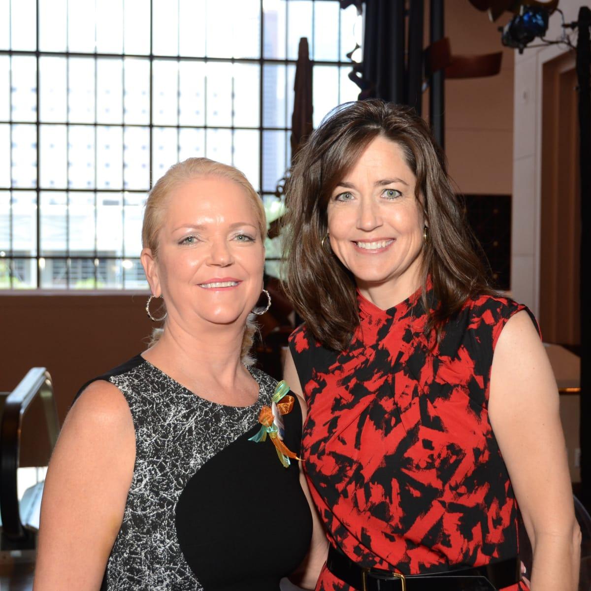 News, shelby, Legacy luncheon, Sept. 2015, Chree Boydstun, Dee Dawson