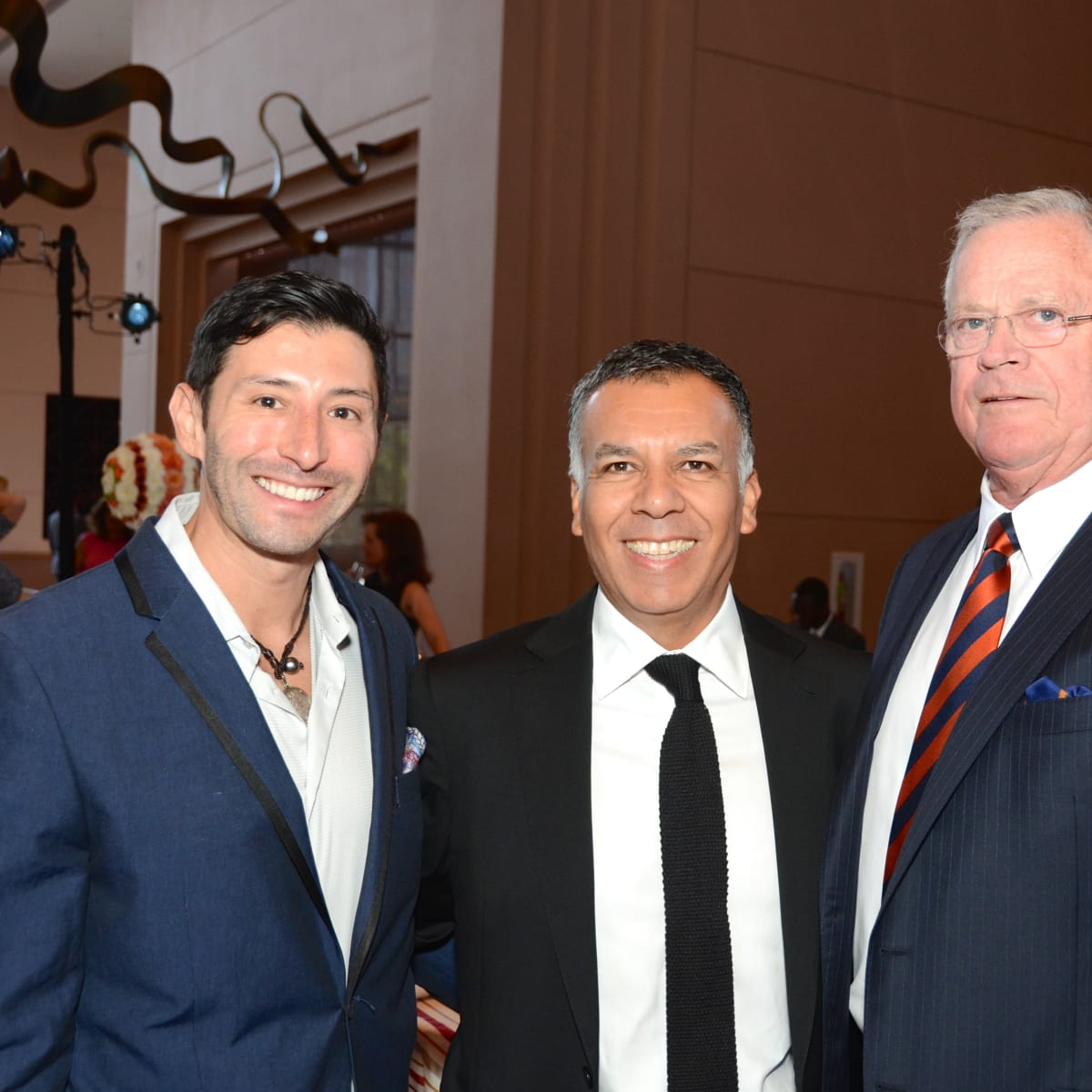 News, shelby, Legacy luncheon, Sept. 2015, Jorge Cantu, Tony Bravo, Richard Werner