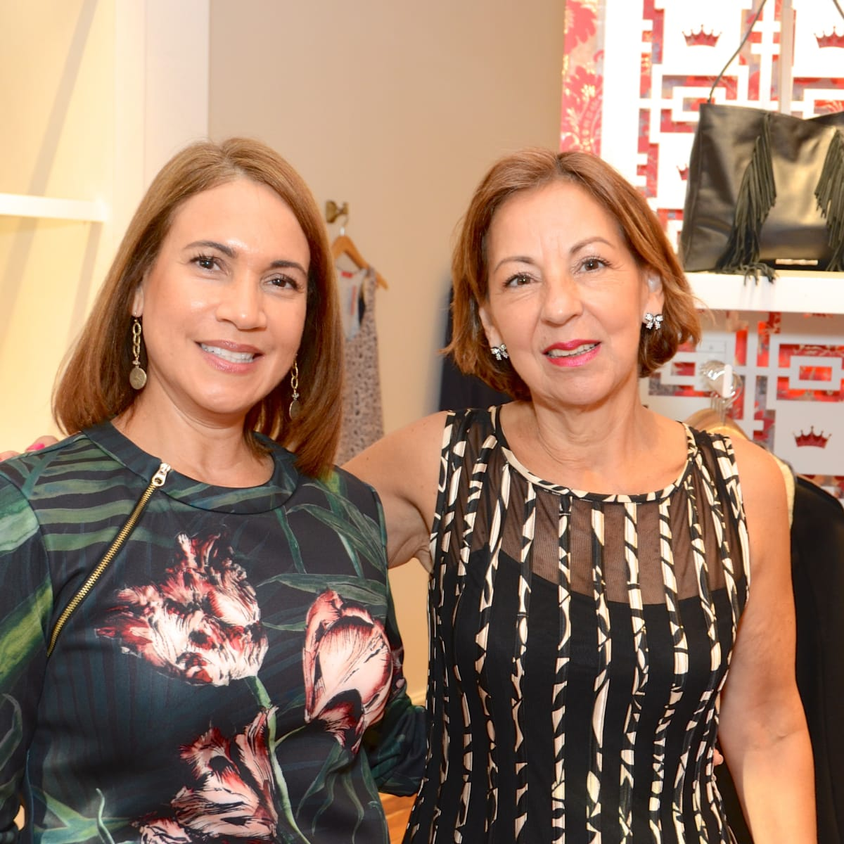 News, Shelby, Latin Women's Initiative party, Sept. 2015, Marilyn Greiner, Gloria Martinez