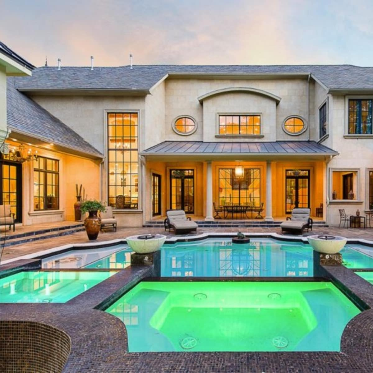 RENTCafe Most Expensive Rental Homes Texas September 2015 Dallas house 5943 Walnut Hill Lane 75230