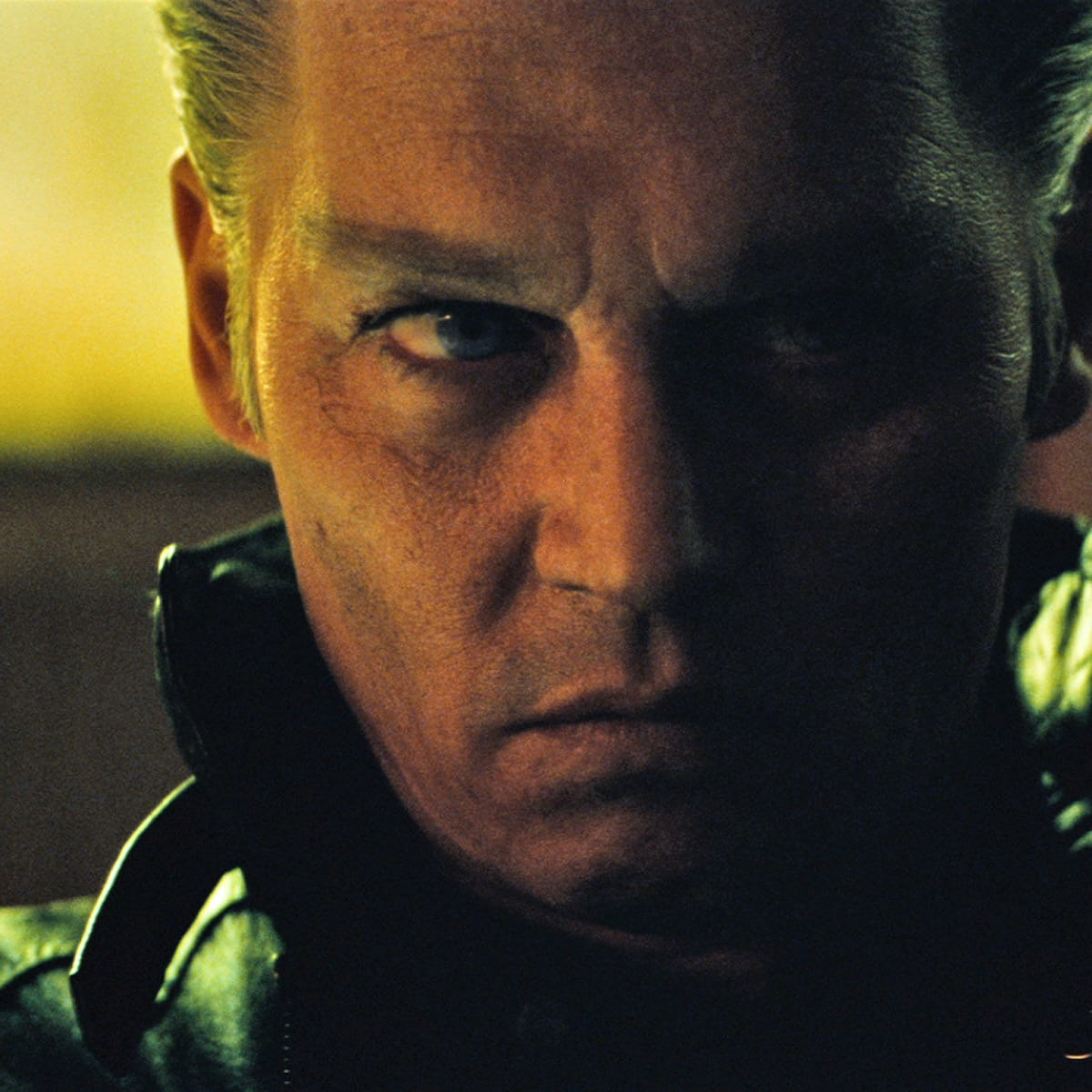 Johnny Depp in Black Mass