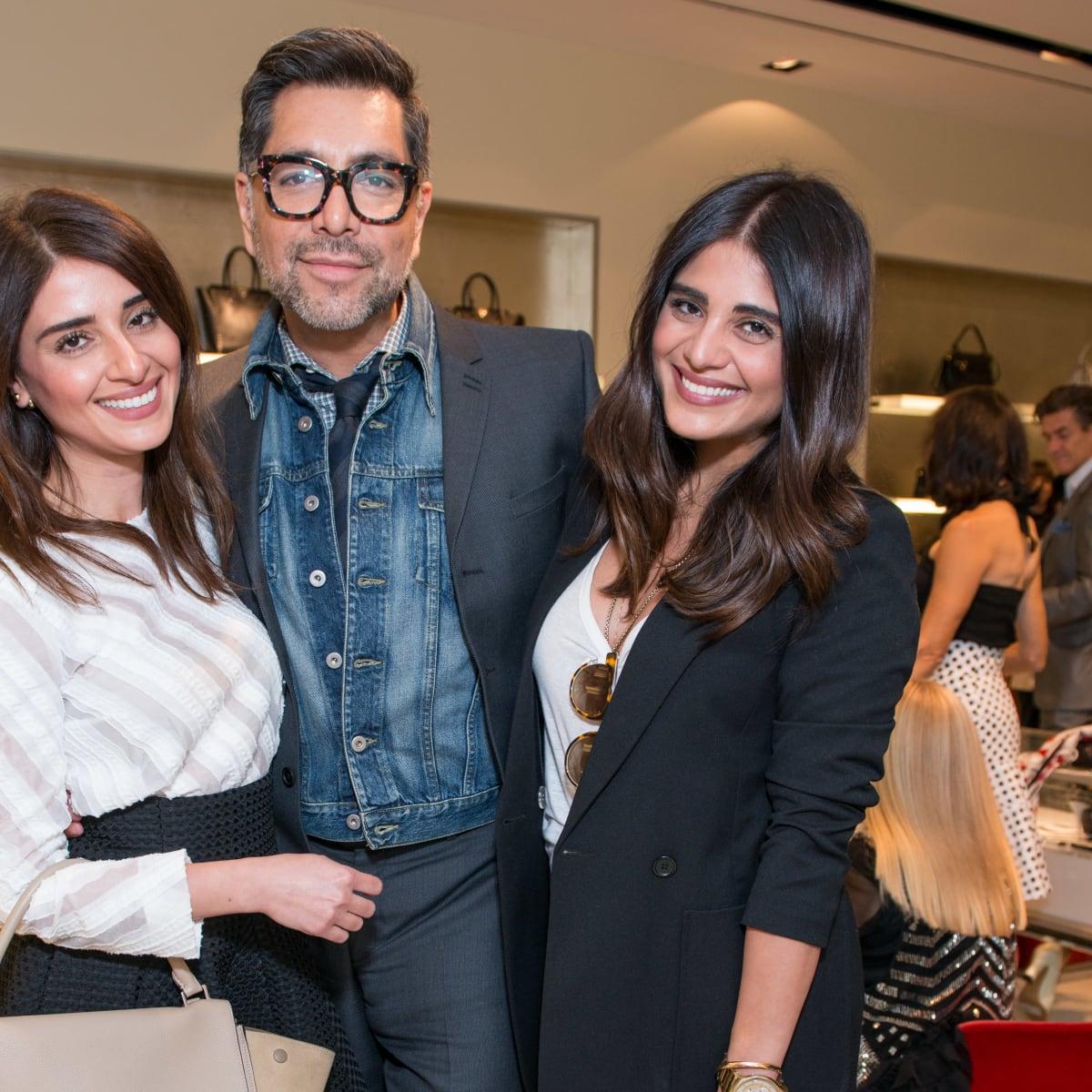 News, Shelby, Heart of Fashion Valentino party, Sept. 2015, Saba Jawda, Ceron, Sarah Jawda