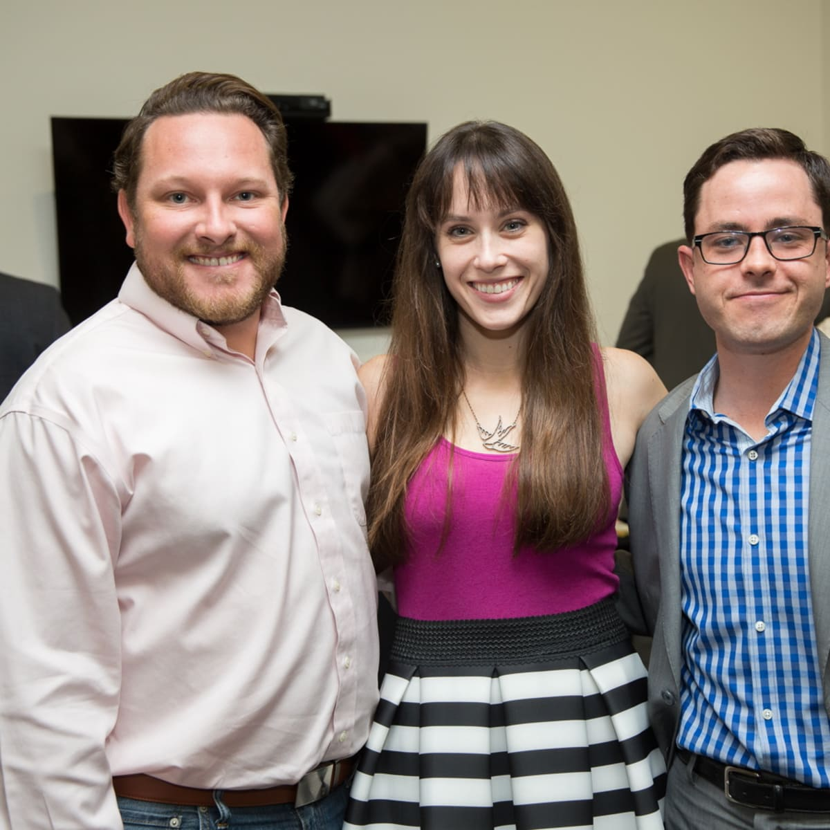 Opera in the Heights Kenny, Marianne Terrell and Jordan Mathews