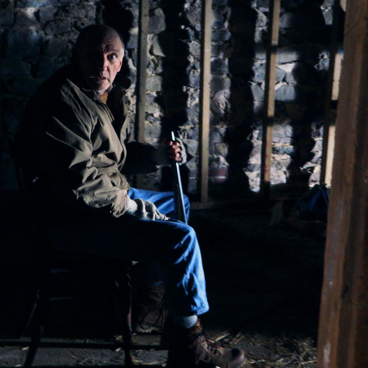 Peter McRobbie in The Visit