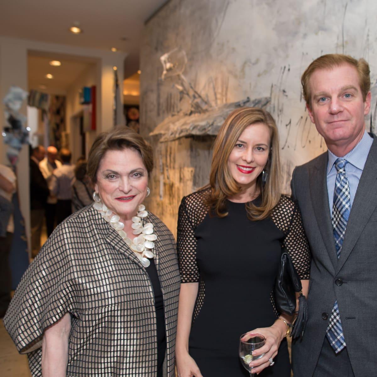 News, Shelby, Fine Art Fair Kick-off, Sept. 2015, Beth Wolff, Jennifer Dolman, Steve Dolman