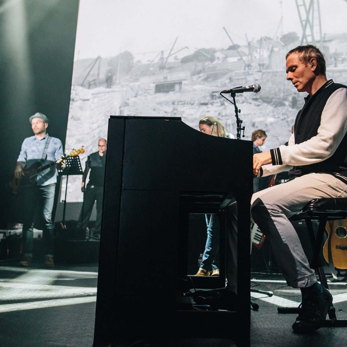 Belle and Sebastian at ACL Live in Austin August 2015