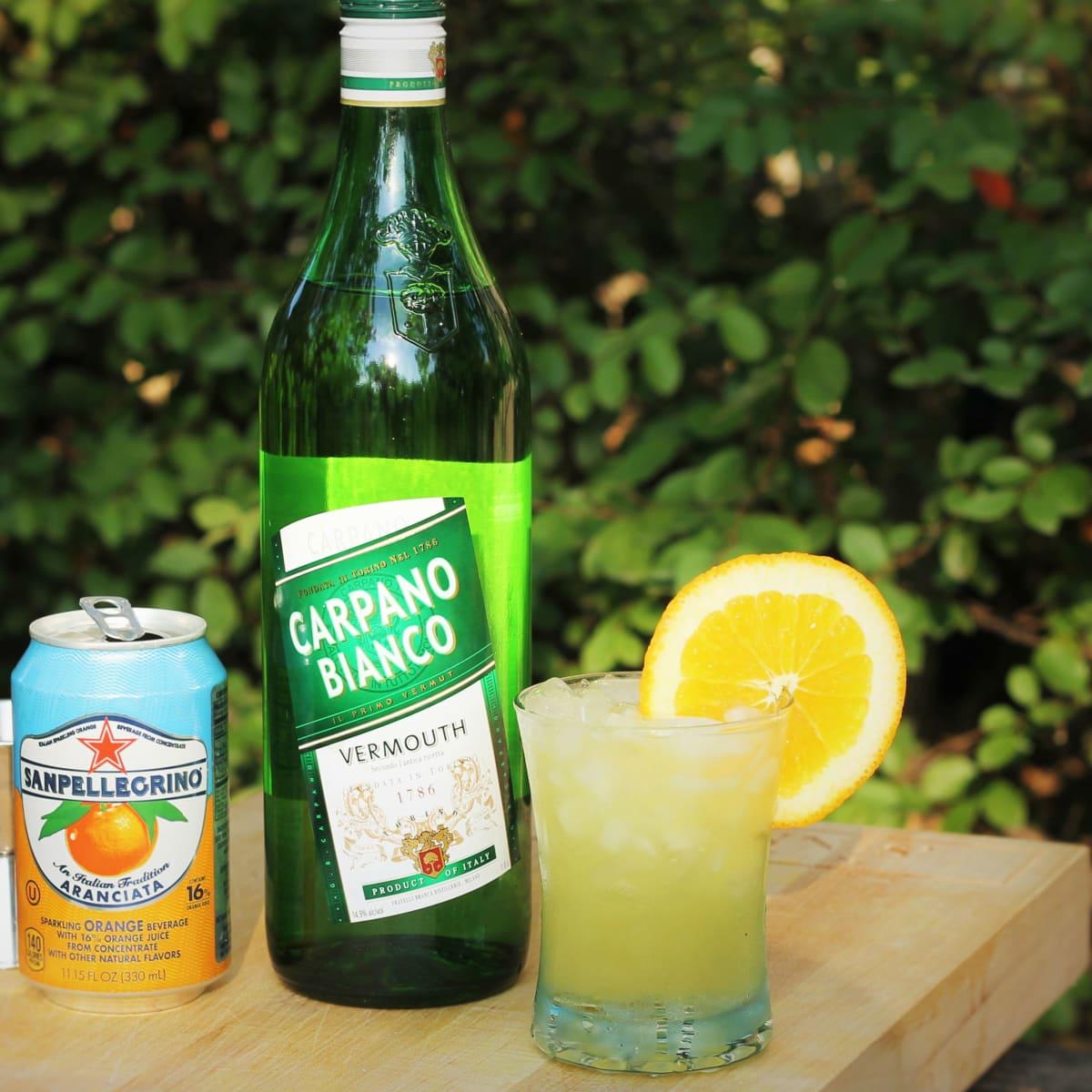 Summer Spritz Cocktail