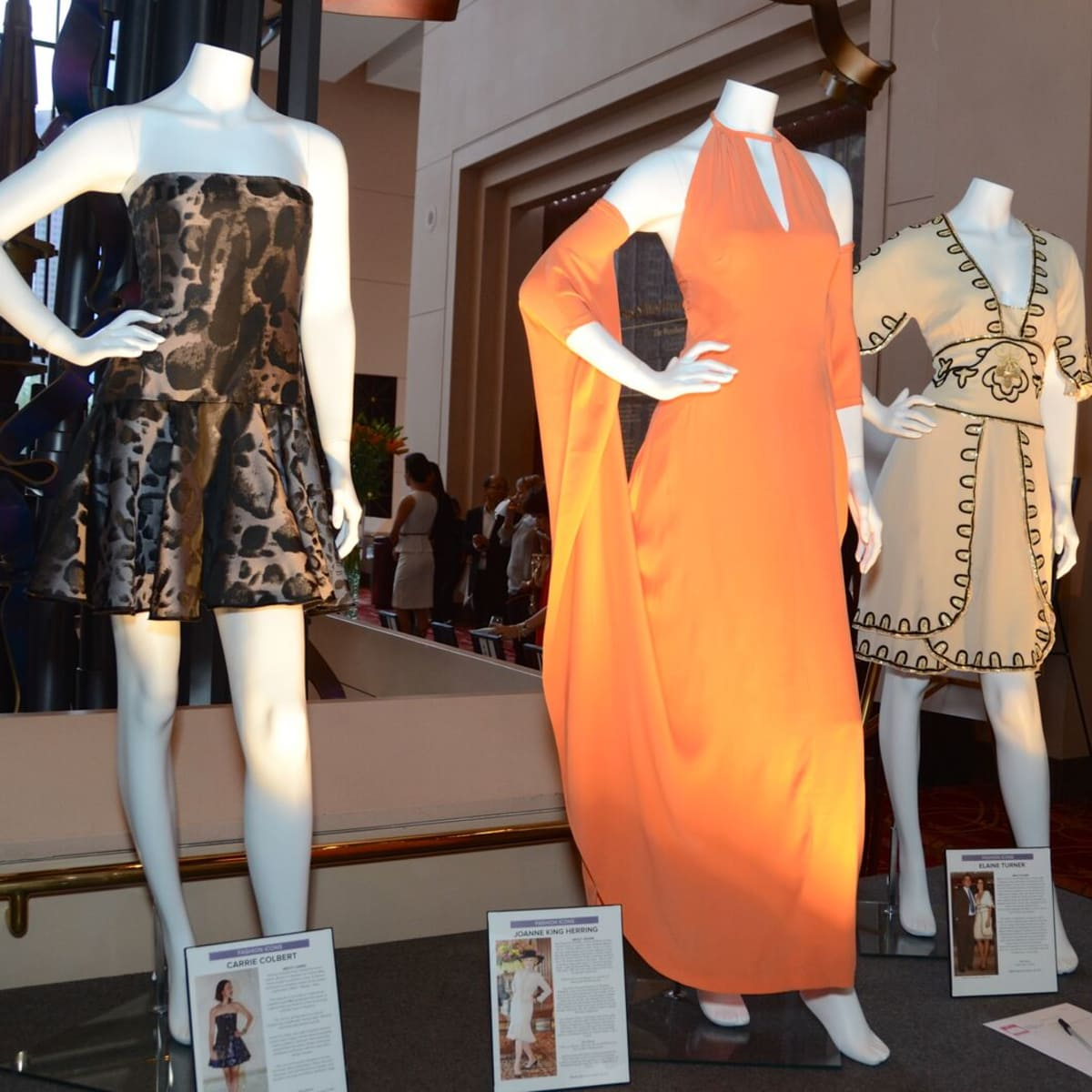 News, Shelby, The Women's Home, Aug. 2015, fashion icon dresses
