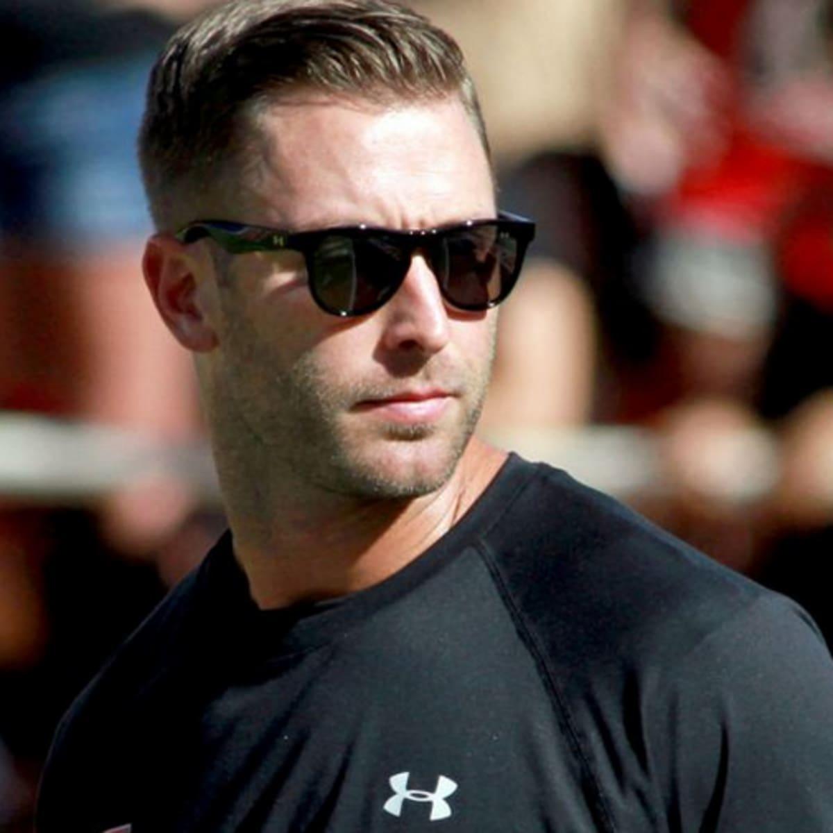 Houston, hottest college football coach in Texas, August 2015, Kliff Kingsbury