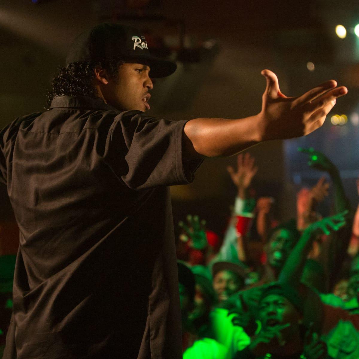 O'Shea Jackson Jr. in Straight Outta Compton
