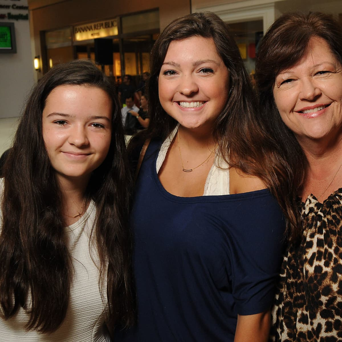 News, Shelby, MD Anderson Back to School, August 2015, Virginia Williams, Emily Williams, Naomi Williams