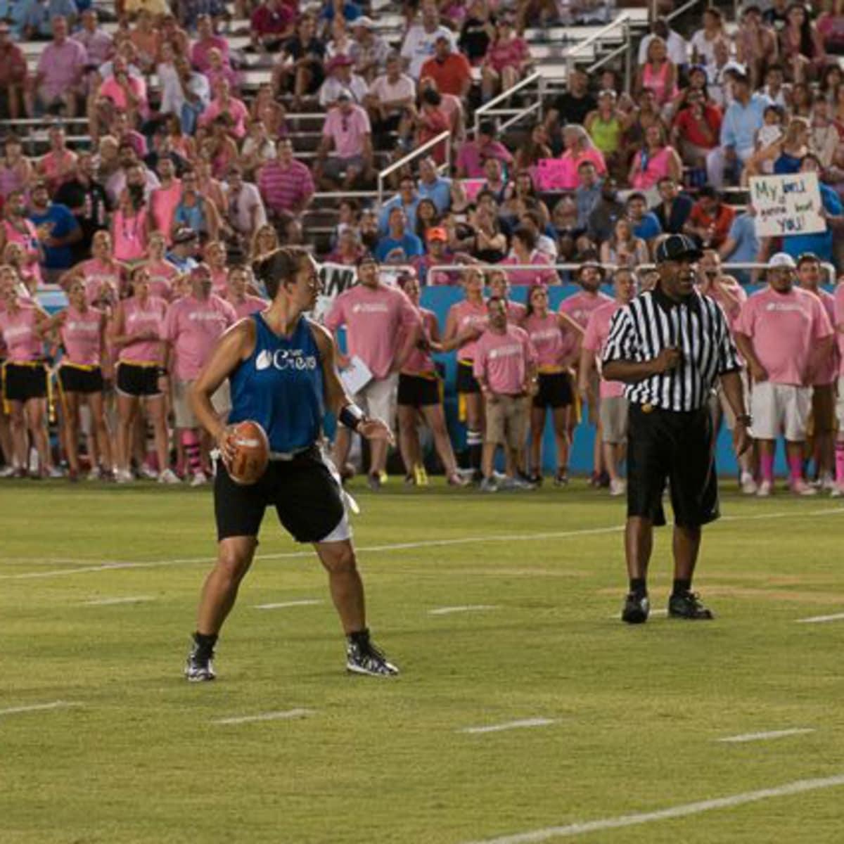 BvB football game at the Cotton Bowl