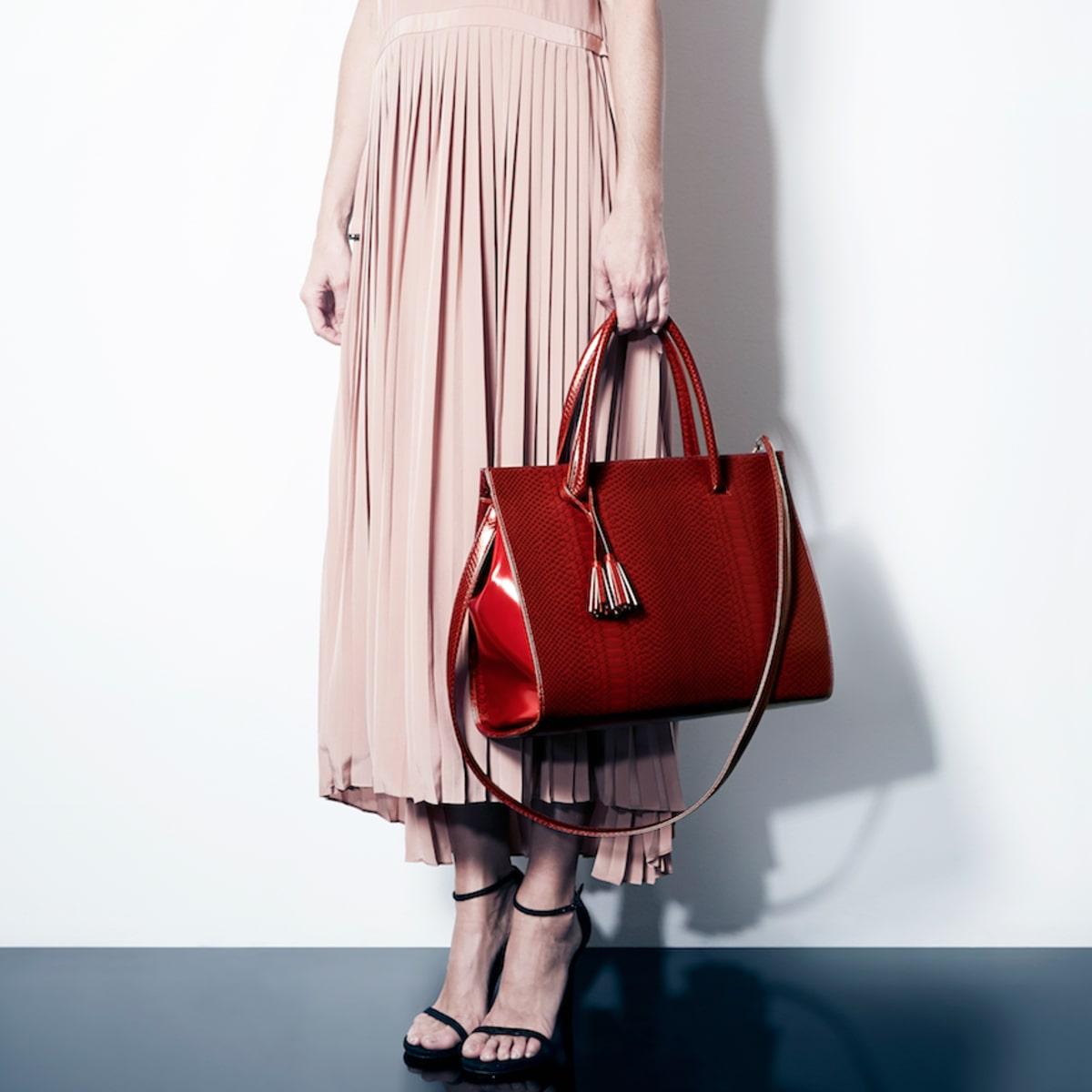 The V'irkin bag, alternative to Birkin bag