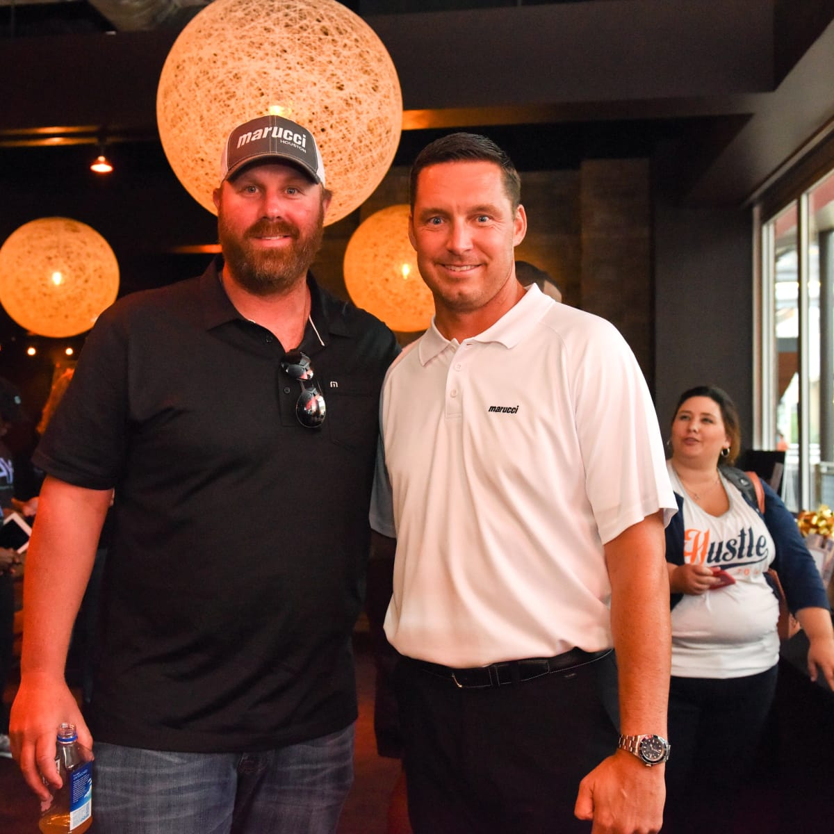 Houston, George Springer All-Star Bowling Benefit, July 2015, Adam Dunn, Kurt Ainsworth