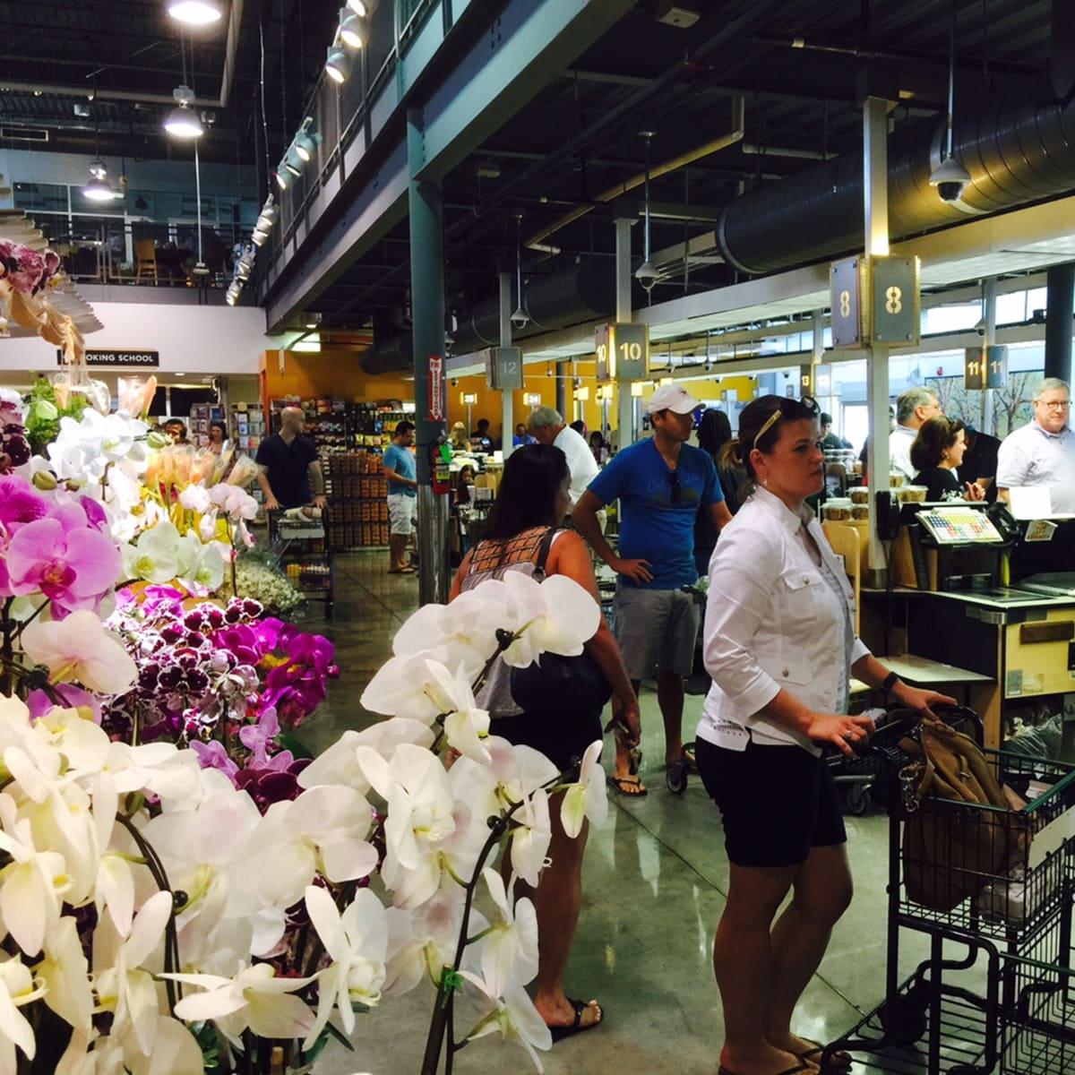 News, Shelby, Central Market, July 2015