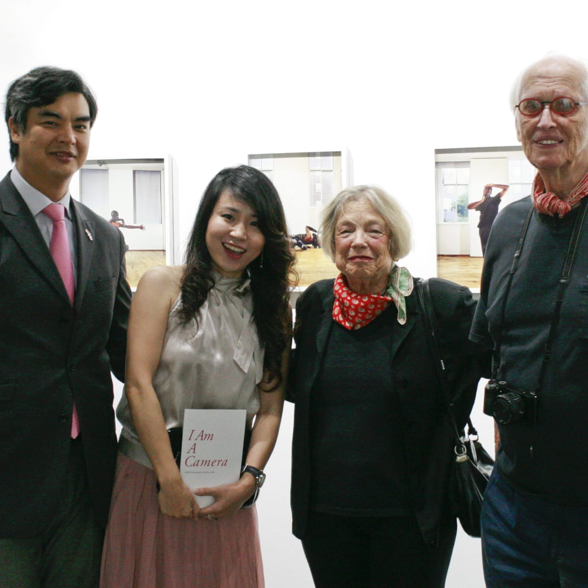 FotoFest Opening Reception Sujiro and Jane Seam, Wendy Watriss and Fred Baldwin