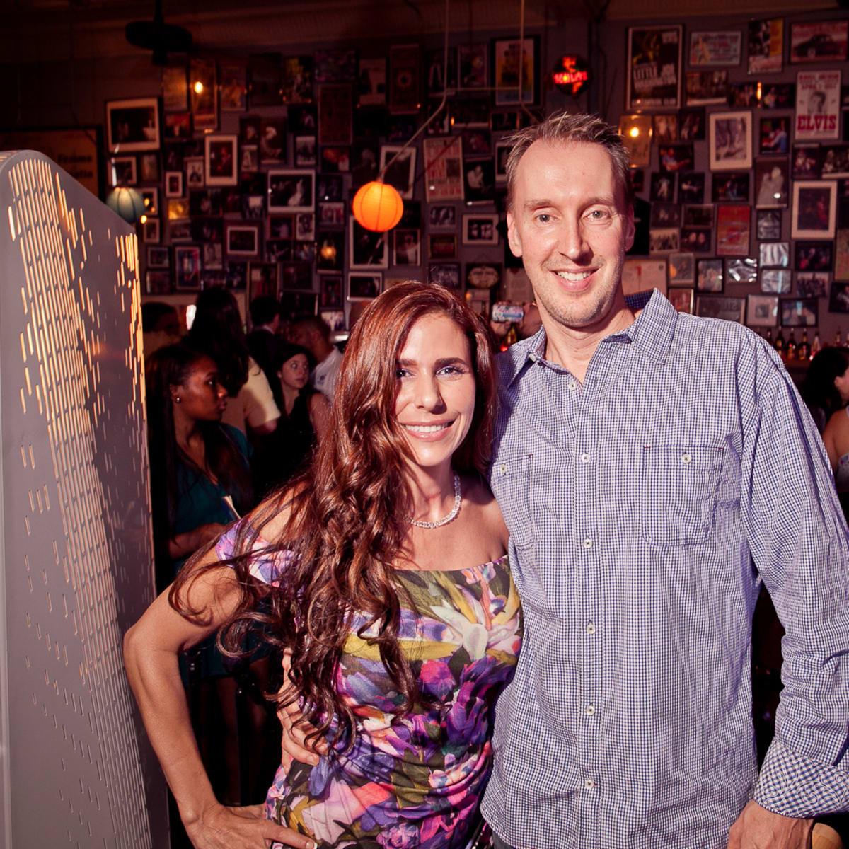 Houston, CultureMap Social, June 2015, Lina Matar, Ken Sissimgh