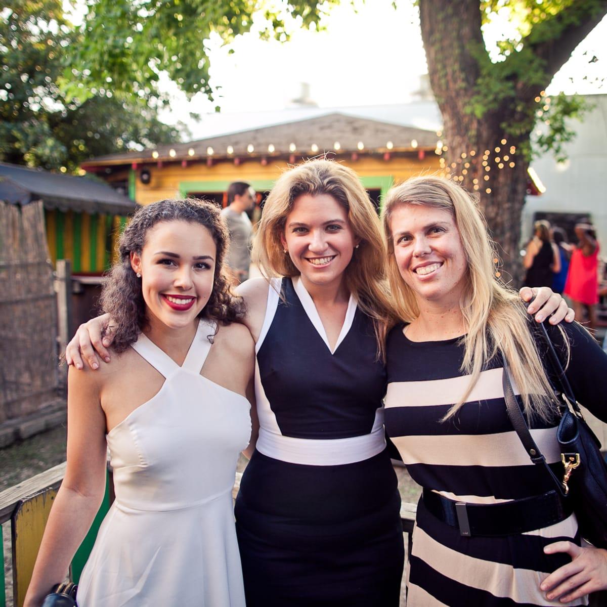Houston, CultureMap Social, June 2015, Jackie Horringan, Sofia Frommer, Mel Fahey