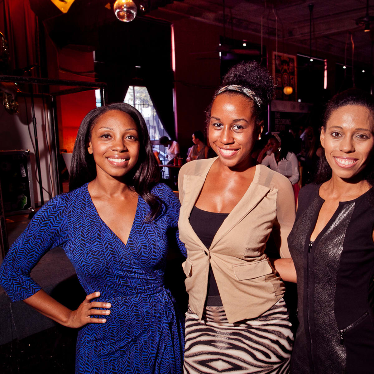 Houston, CultureMap Social, June 2015, Chenile Clark, Tiffany Owens, Annie Wade