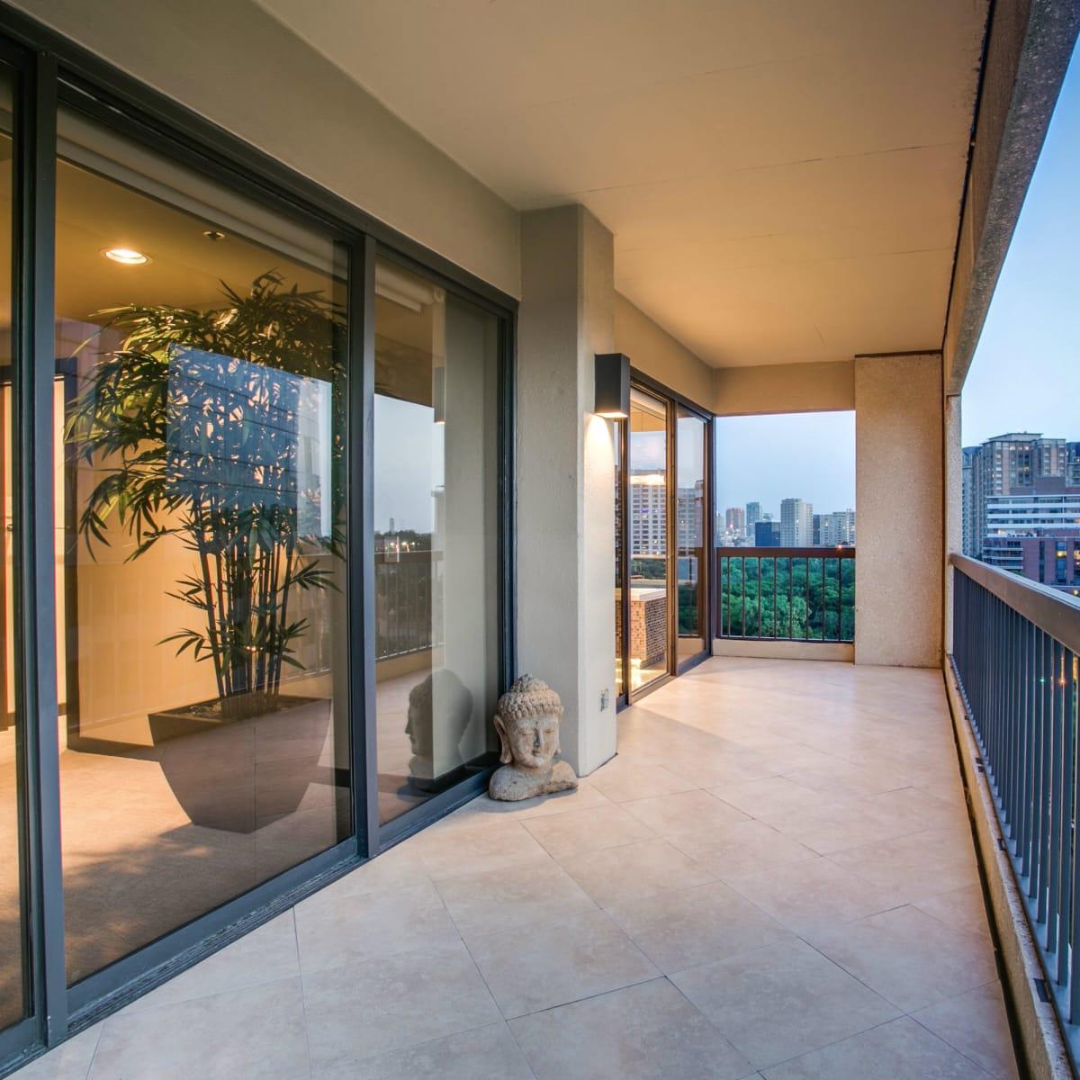 Terrace at 3831 Turtle Creek Blvd. in Dallas
