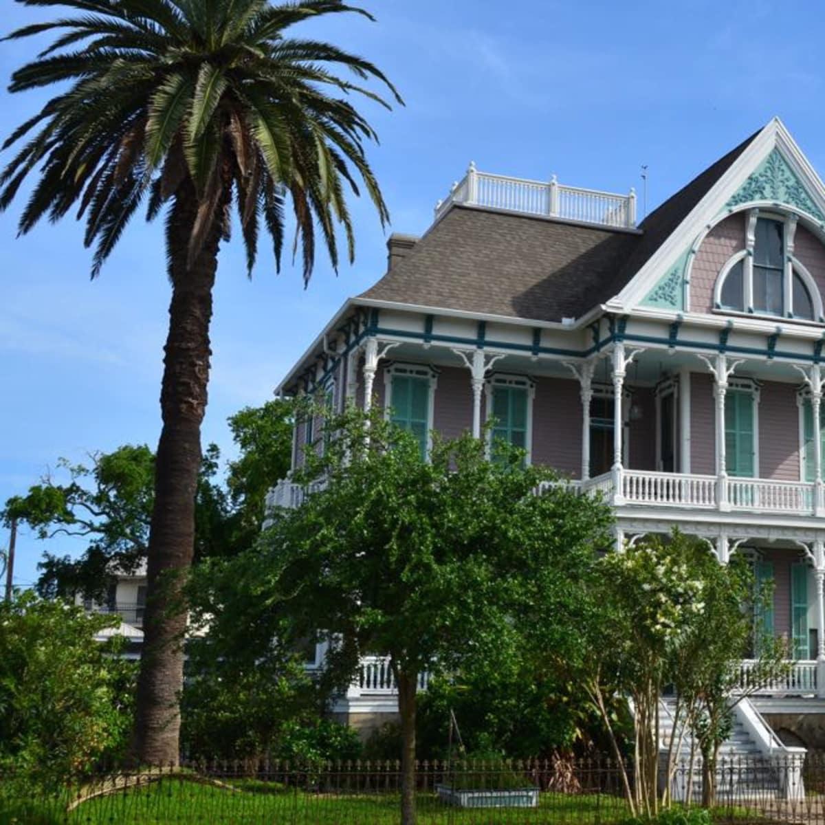 Galveston historic home