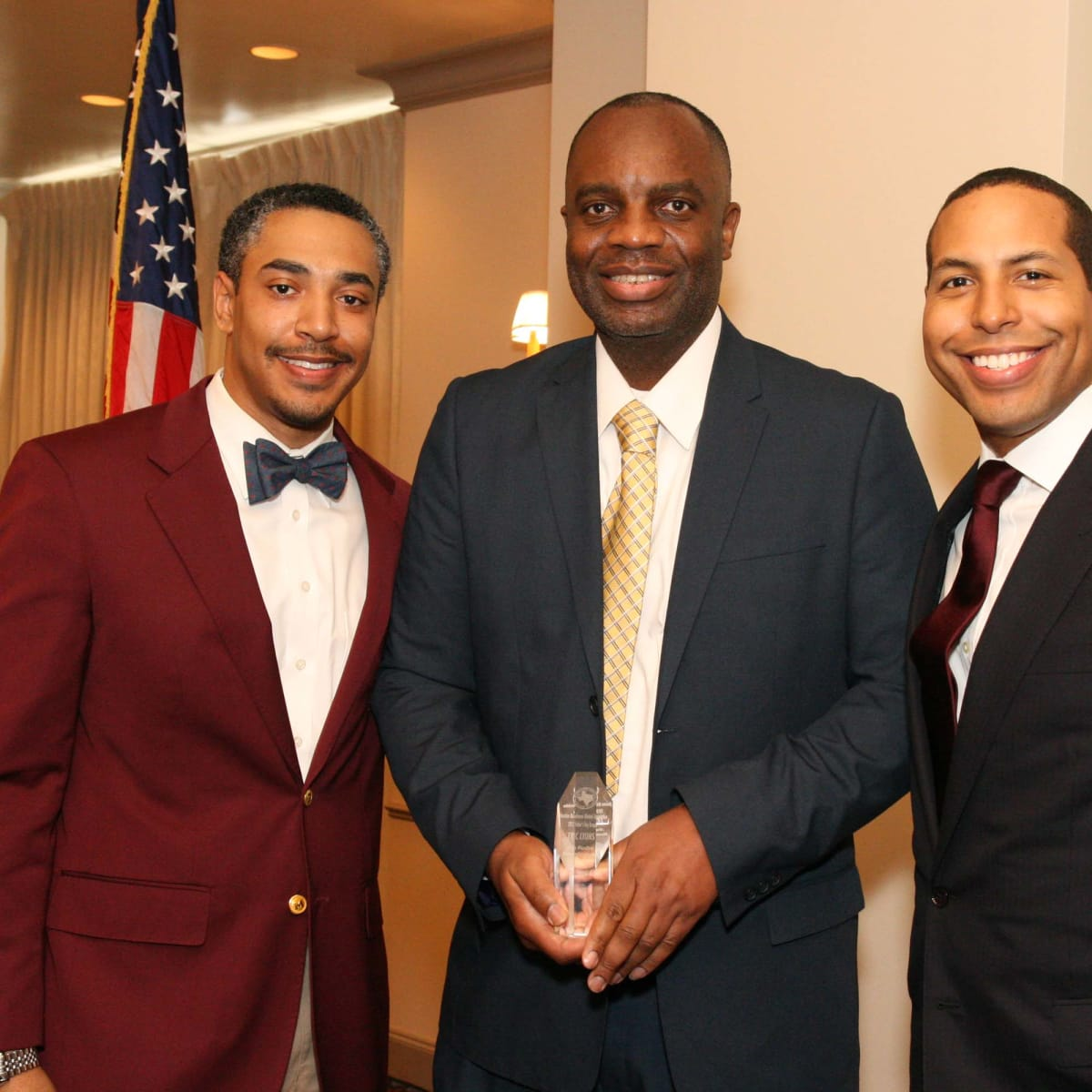 News, Shelby, Morehouse College Father's Day event, June 2015, Will Norwood, Eric Lyons, Bryce Kennard