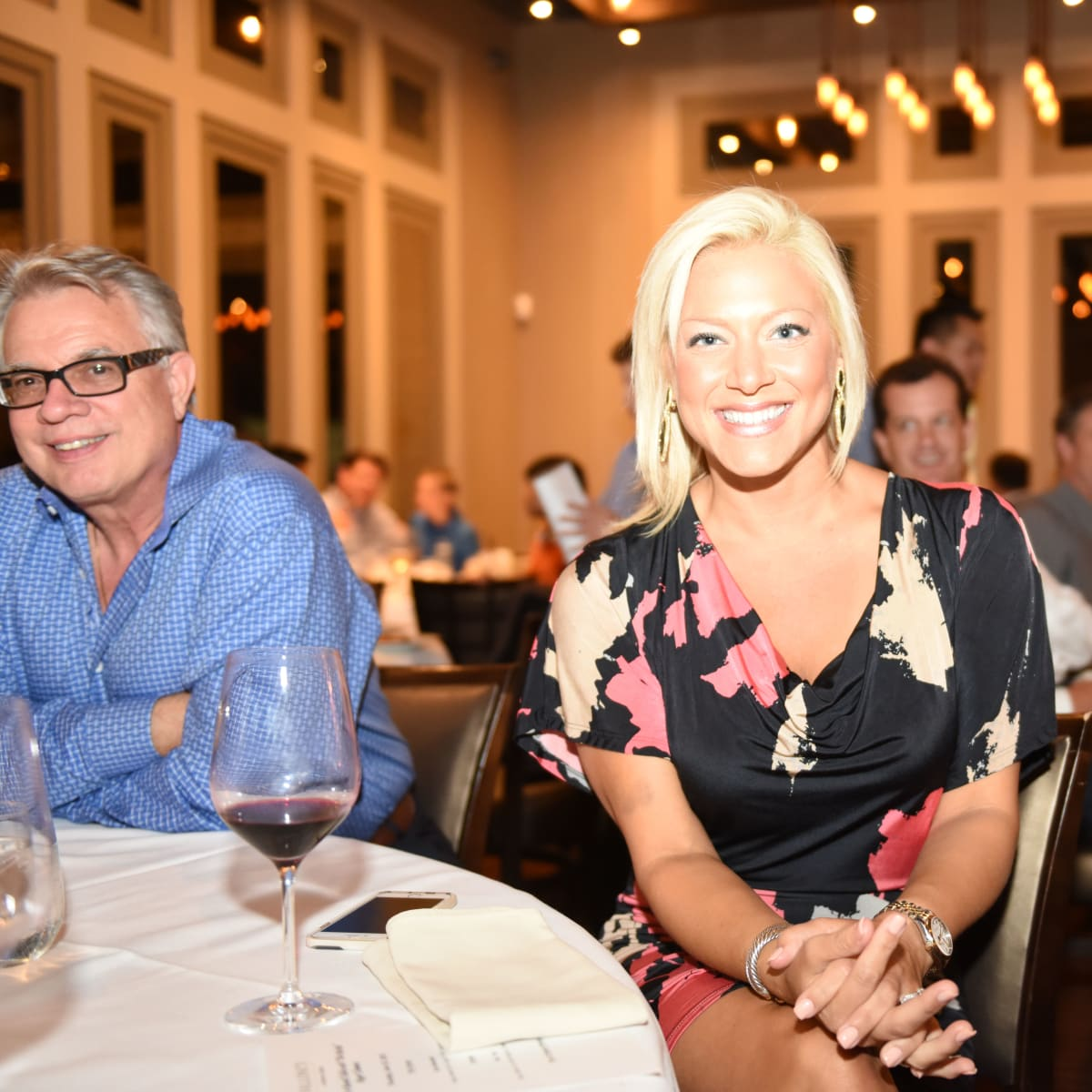 News, Roger Clemens at Vallone's, June 2015, Carrie Broussard