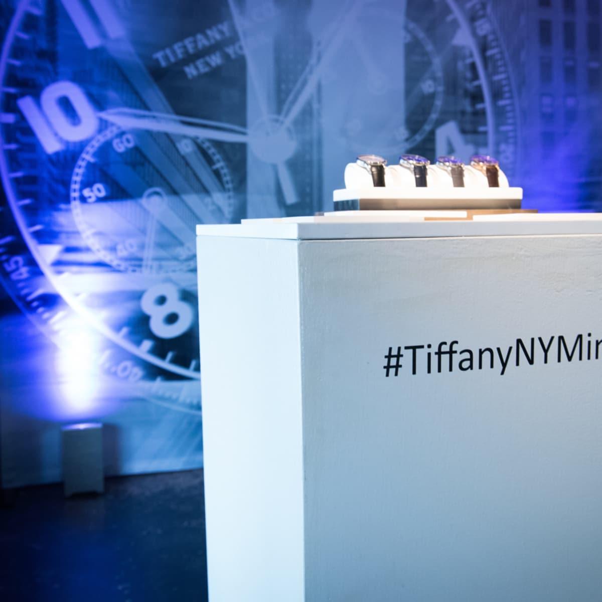 Camerata and Tiffany Watch Launch TiffanyNYMinute