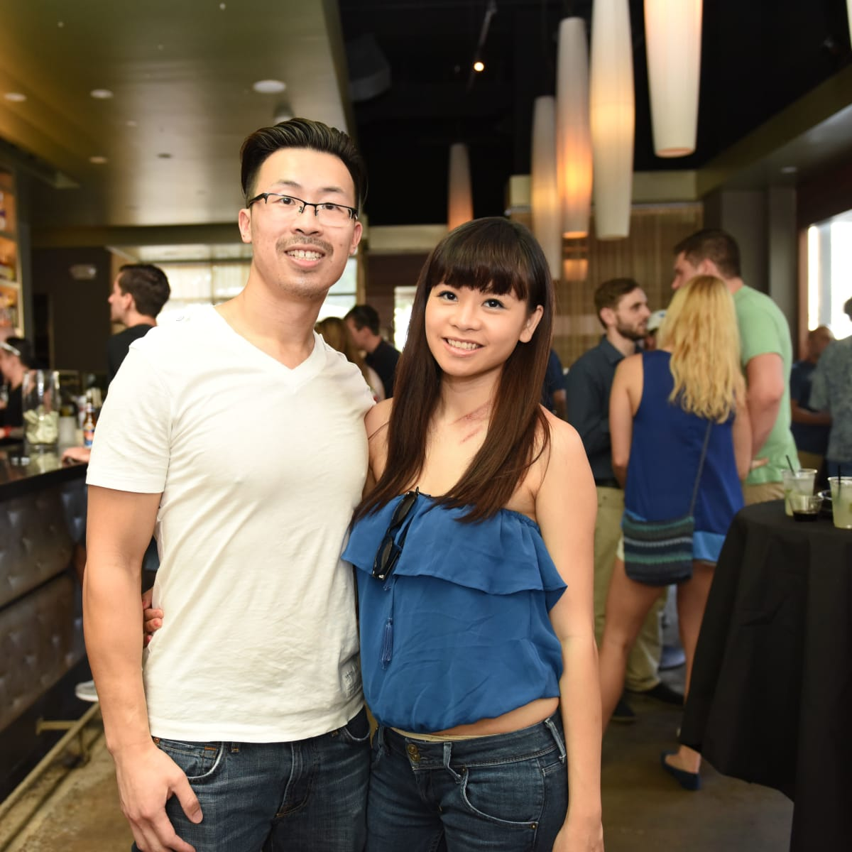 News, Shelby, Curry Crawl , June 2015, Kourtney Phan, Ben Wu