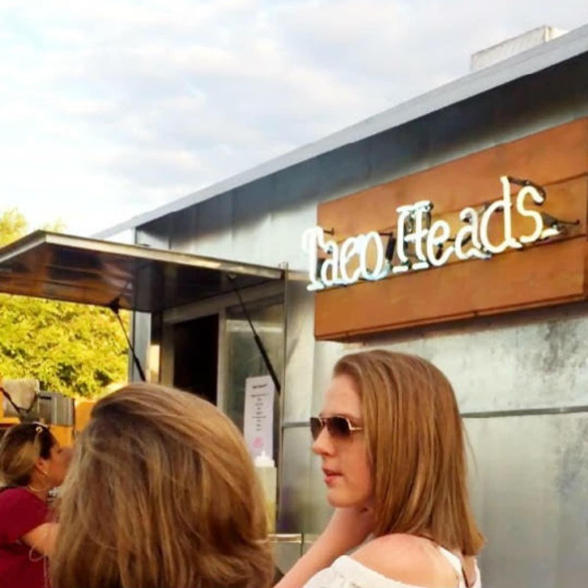Tacoheads taco trailer
