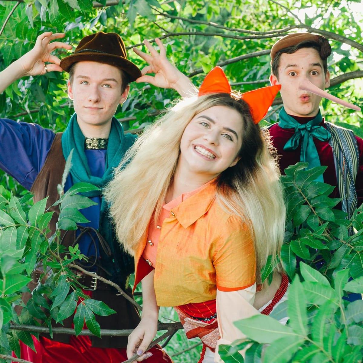 Theatre Arlington presents Pinocchio Commedia