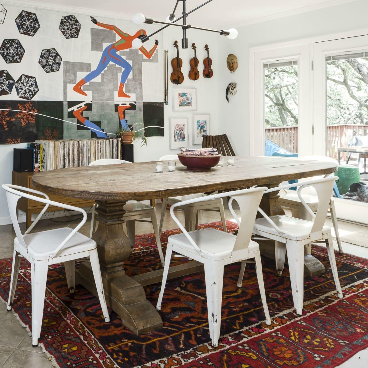 Interior designer's East Austin home