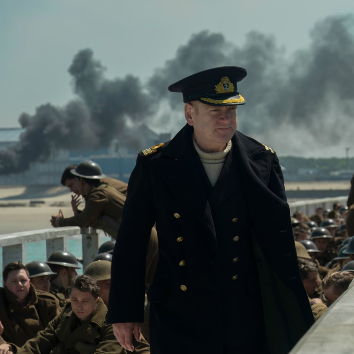 Kenneth Branagh in Dunkirk