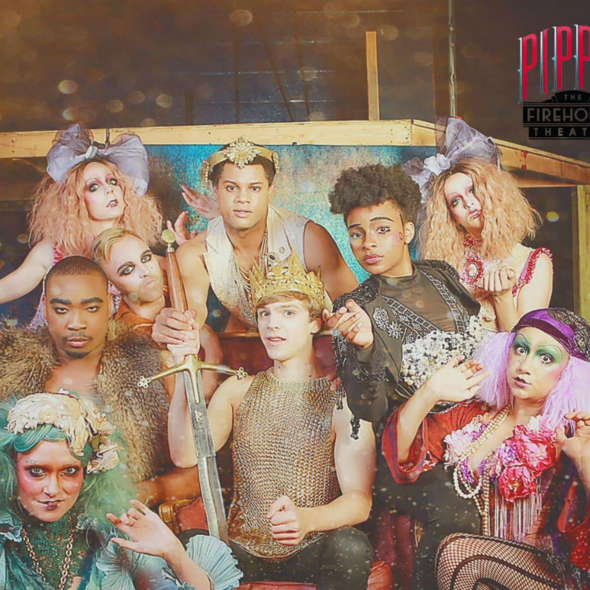 Firehouse Theatre presents Pippin