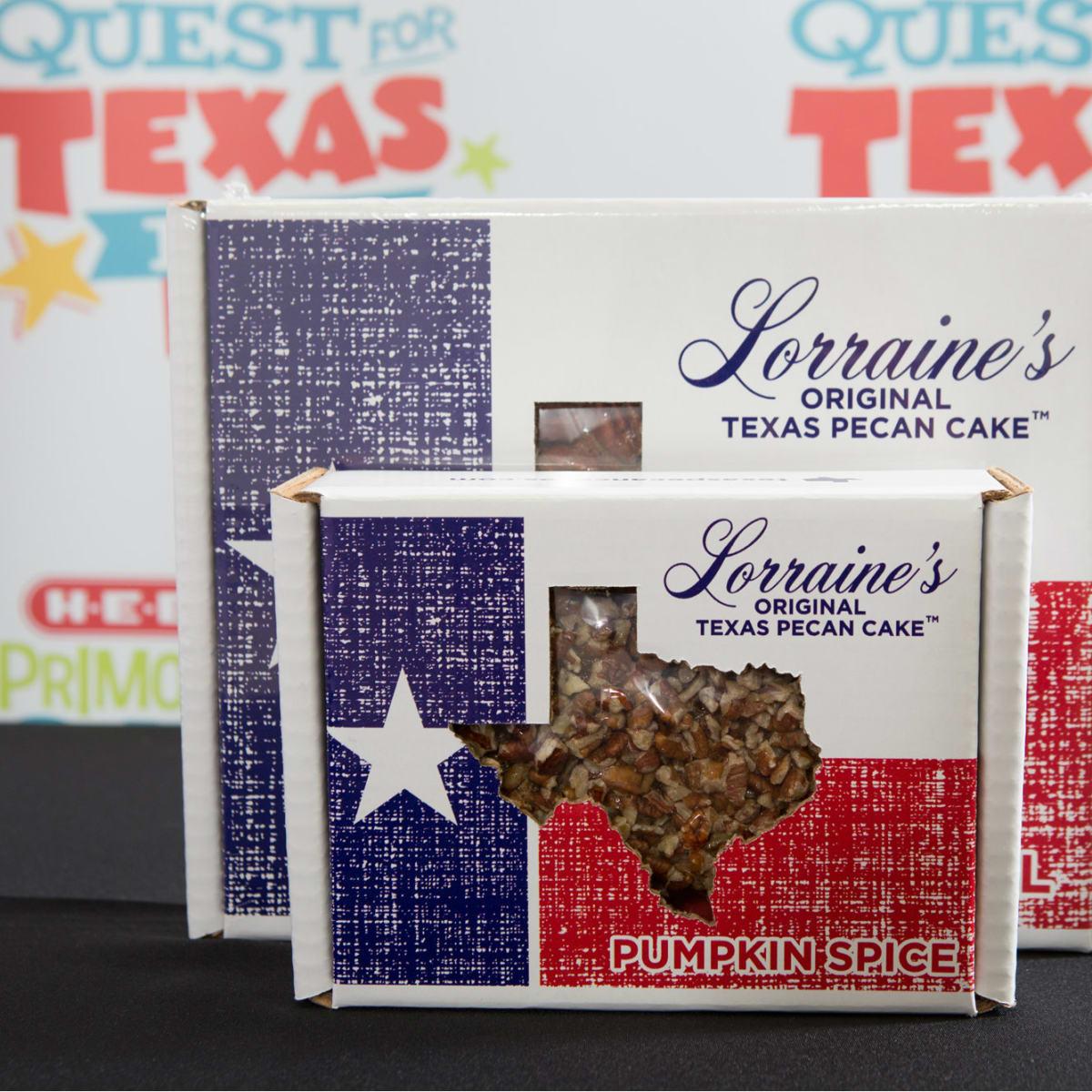 Lorraine's pecan pie H-E-B winner