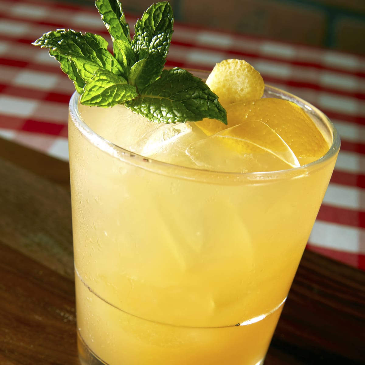 Houston, Grimaldi's Pizzeria, Honey Lemon Smash, August 2017