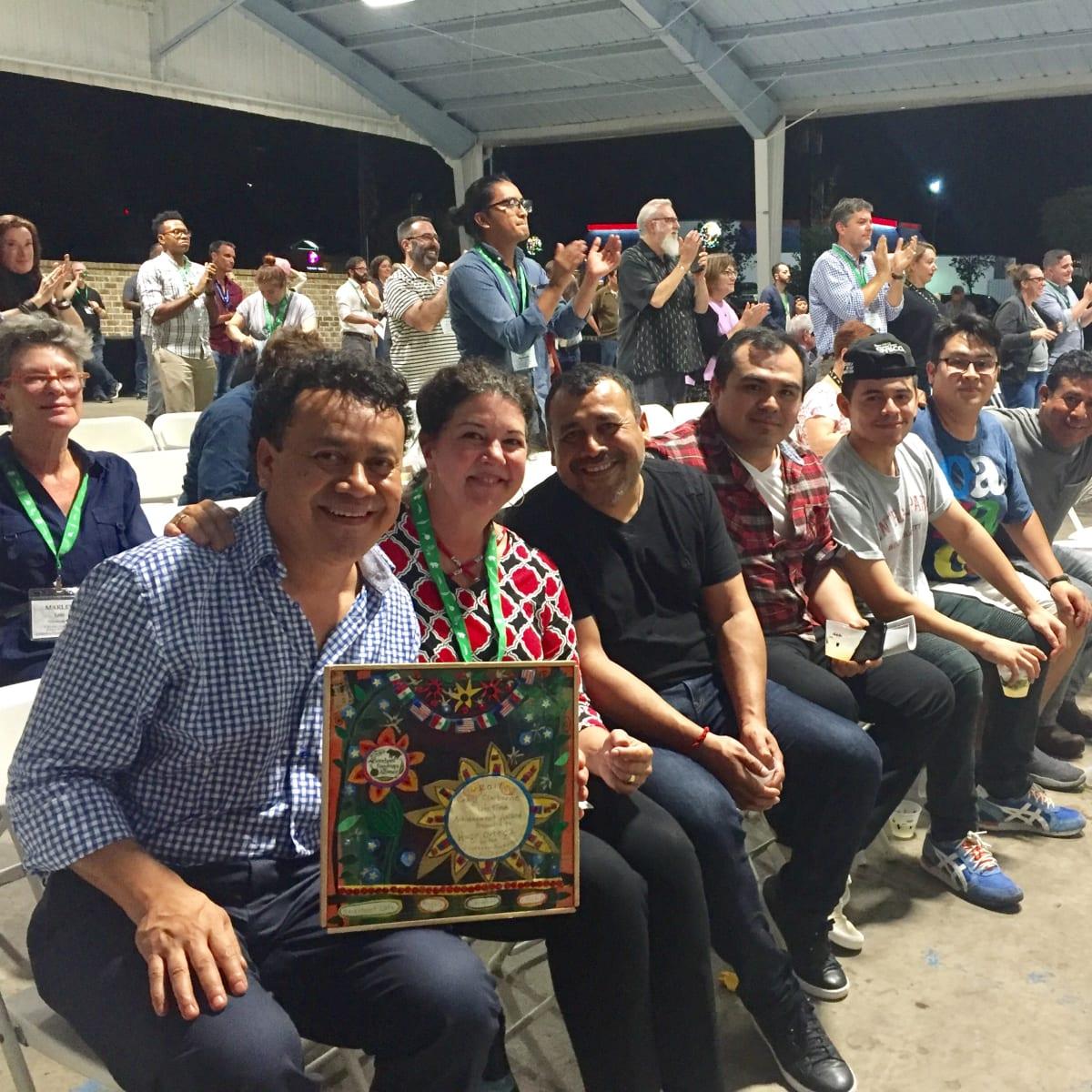 Hugo Ortega Tracy Vaught Ruben Ortega Southern Foodways Alliance