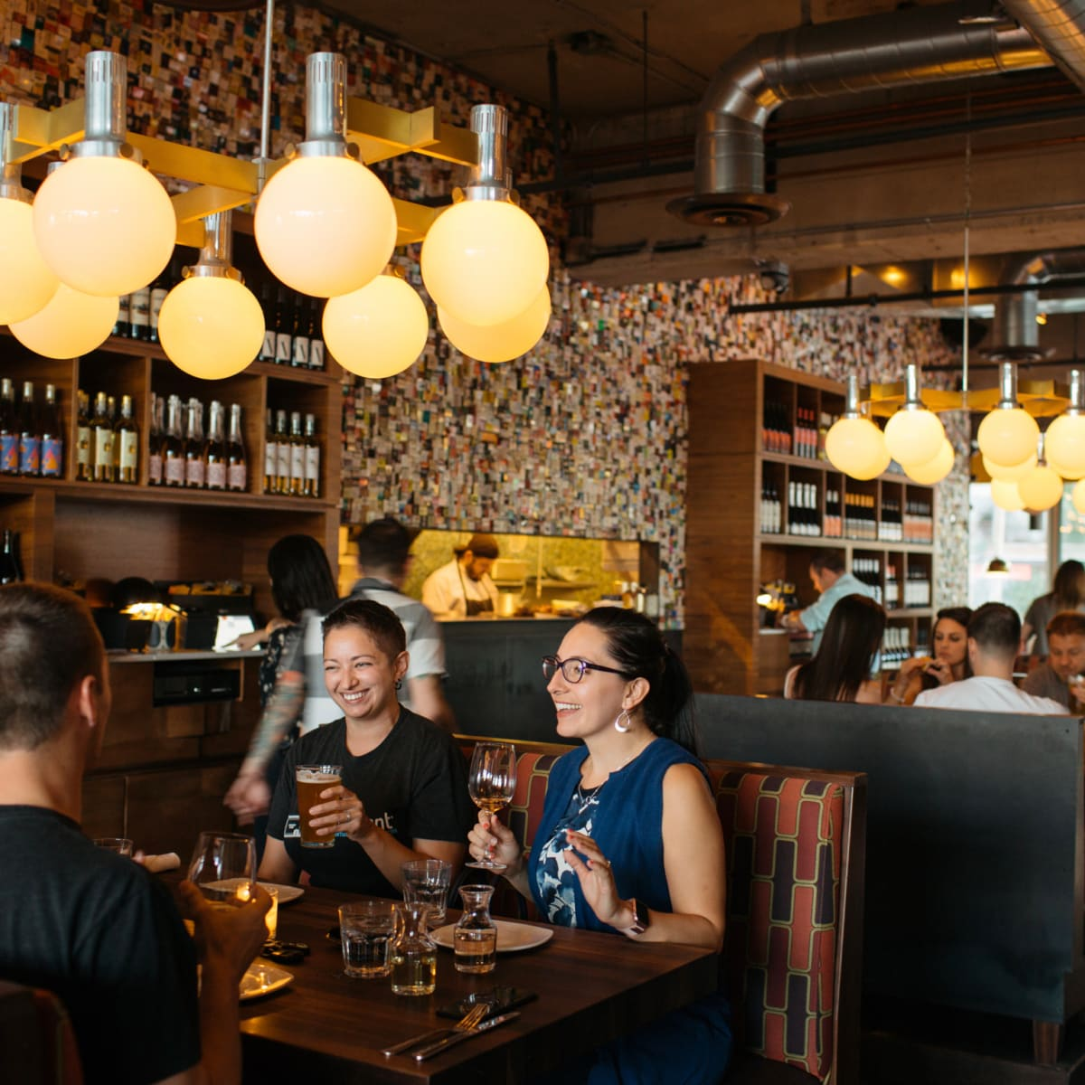 Postino Highland interior