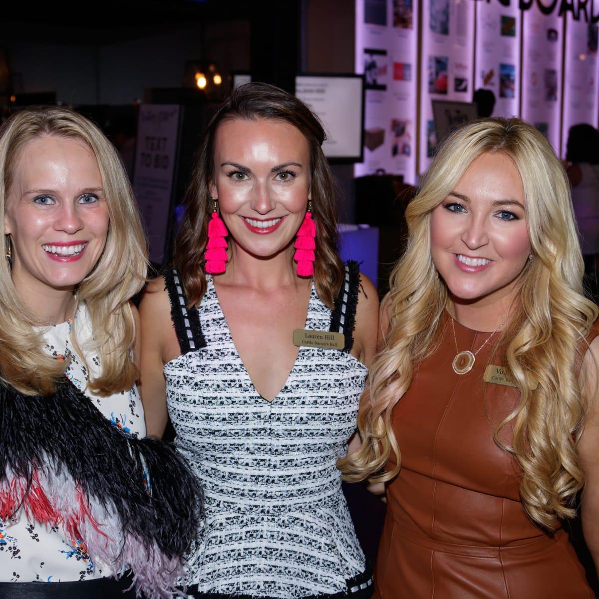 Lee McDonald, Lauren Hill, Vodie Cook, Cattle Barons 2017