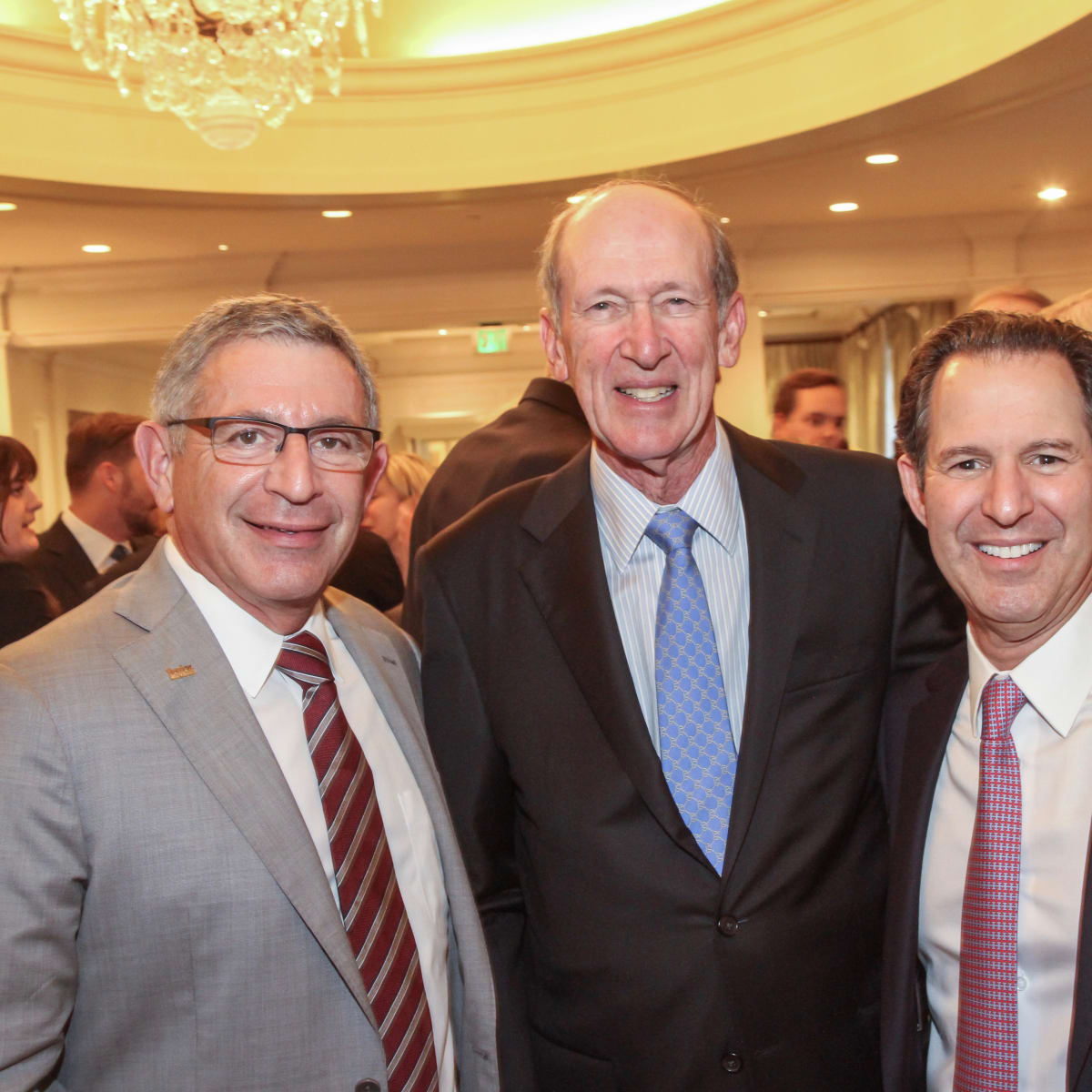 Jubilee of Caring/Dr Paul Klotman, Marc Shapiro and Kitch Taub