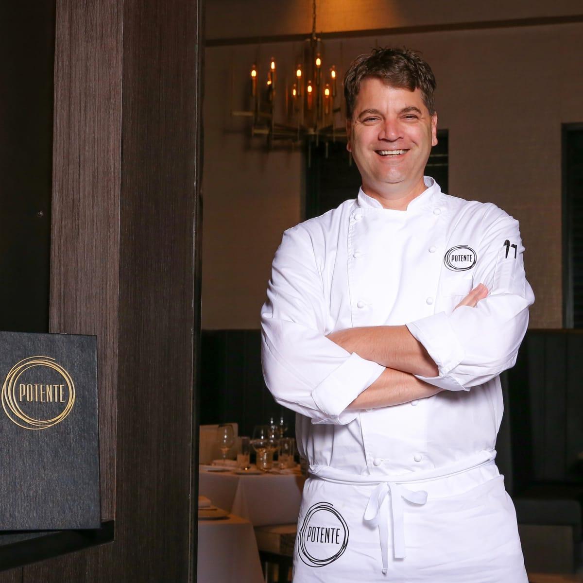 Danny Trace Potente chef