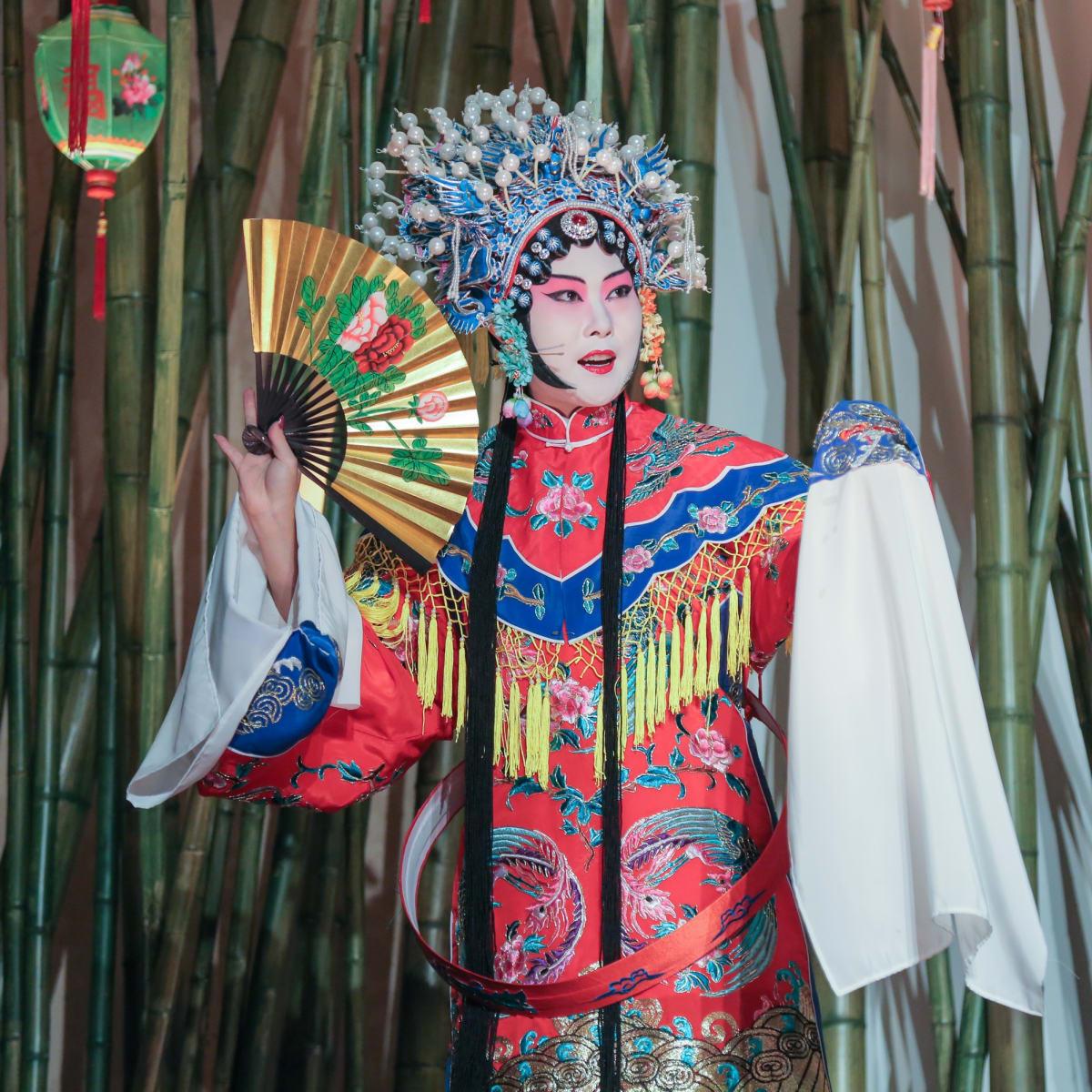 Lucy Xu, Jade Ball 2017