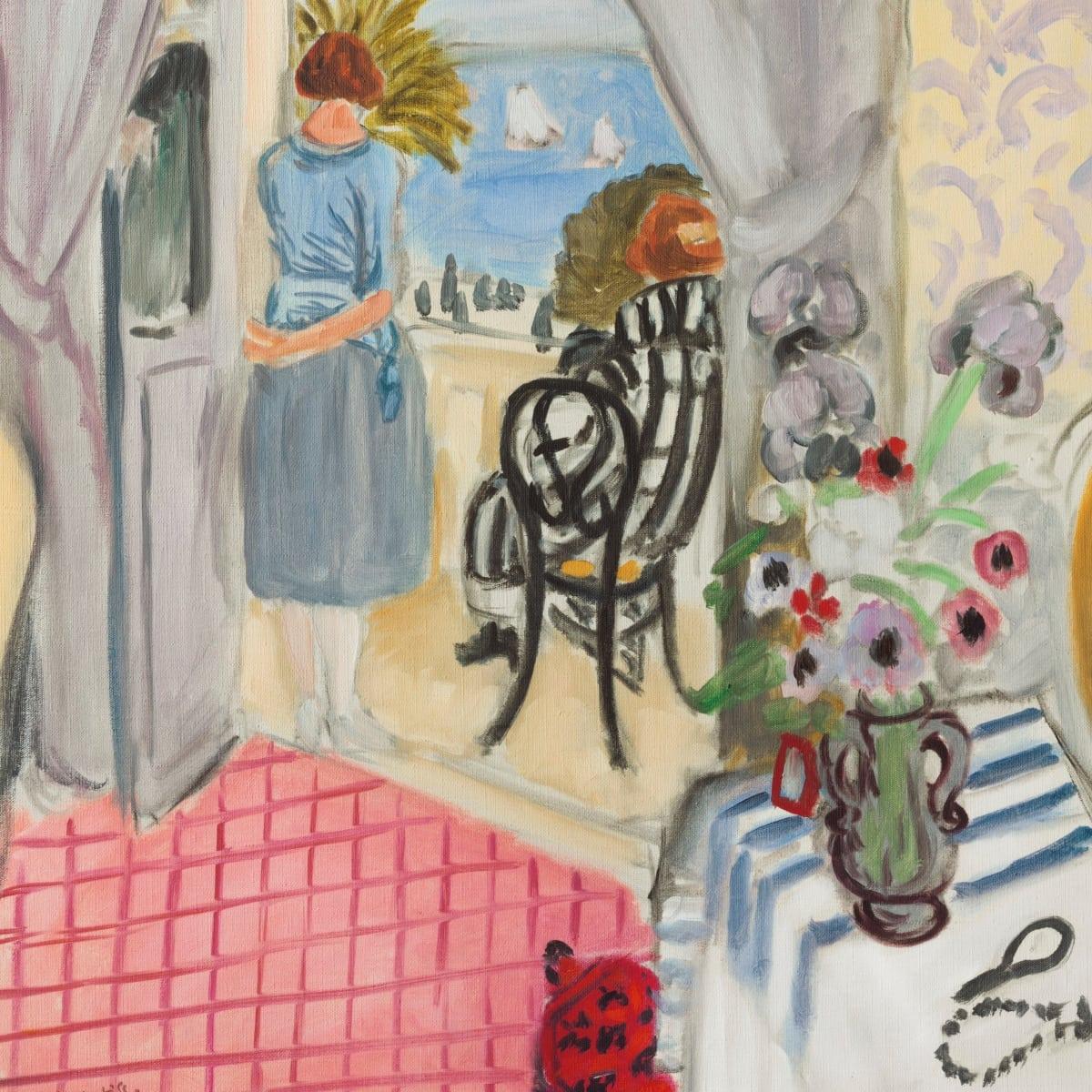 Matisse_The Regattas in Nice