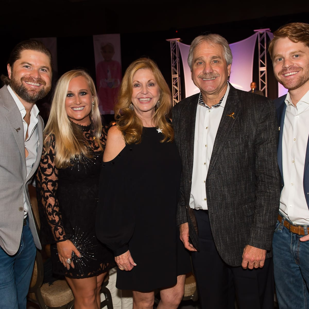 Brooks family, EUTS 2017