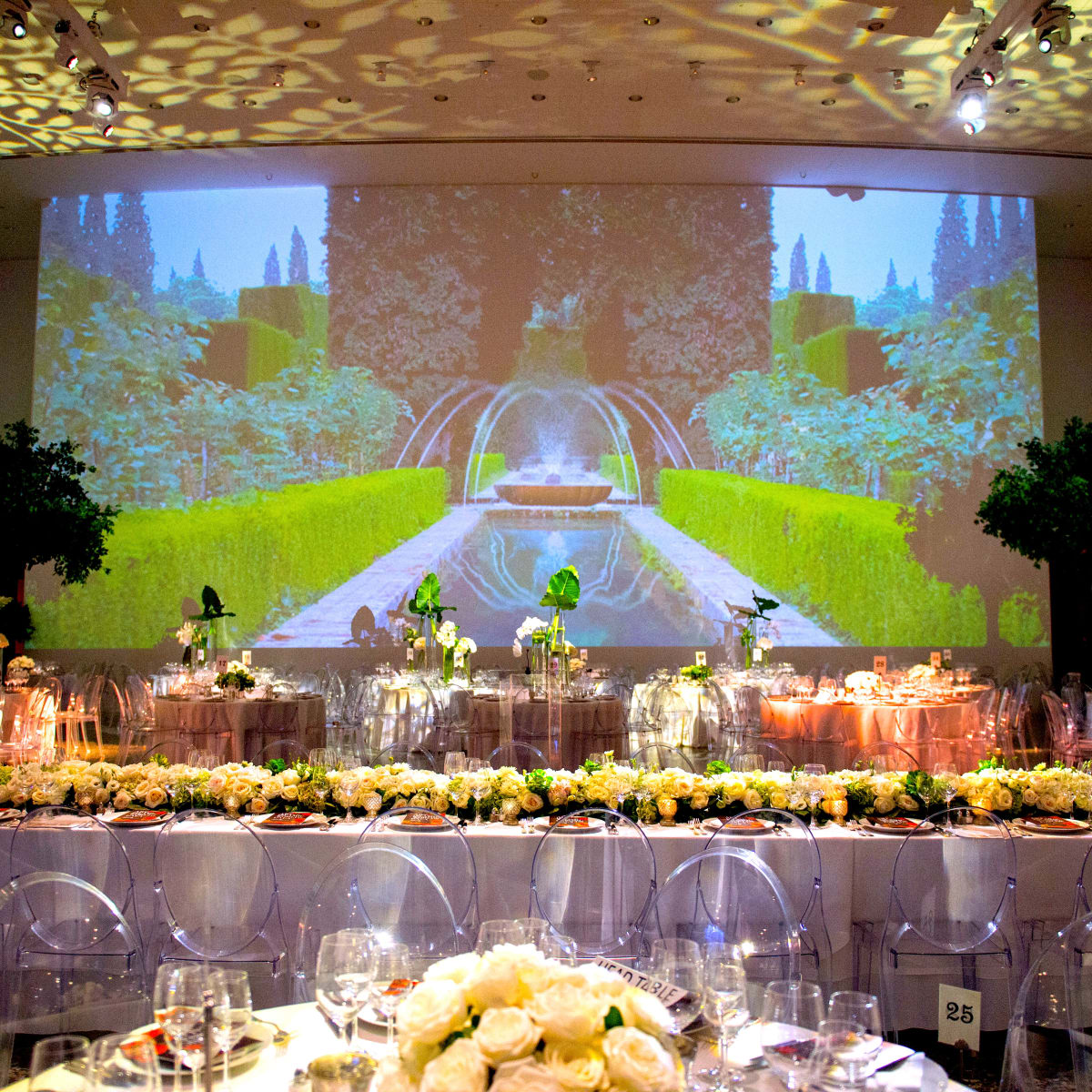 Houston, MFAH Art of the Islamic Worlds Gala, November 2017, atmosphere