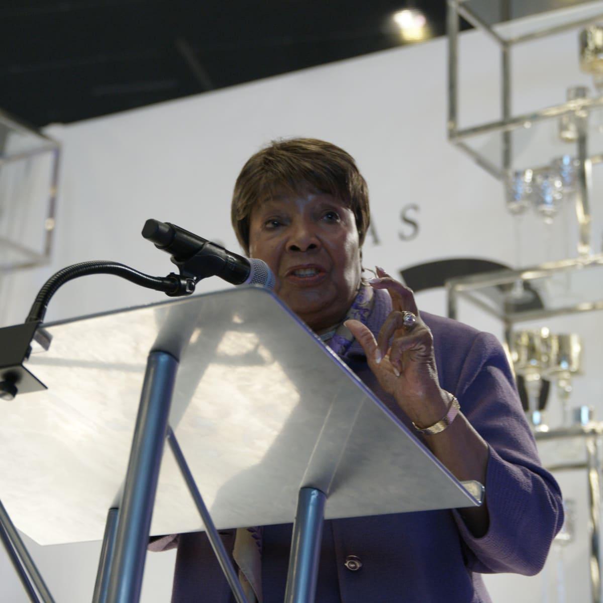U.S. Rep. Eddie Bernice Johnson, Millennial Gala 2017